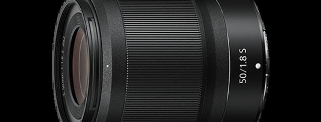 NIKKOR Z 50mm f/1.8 S Objektiv