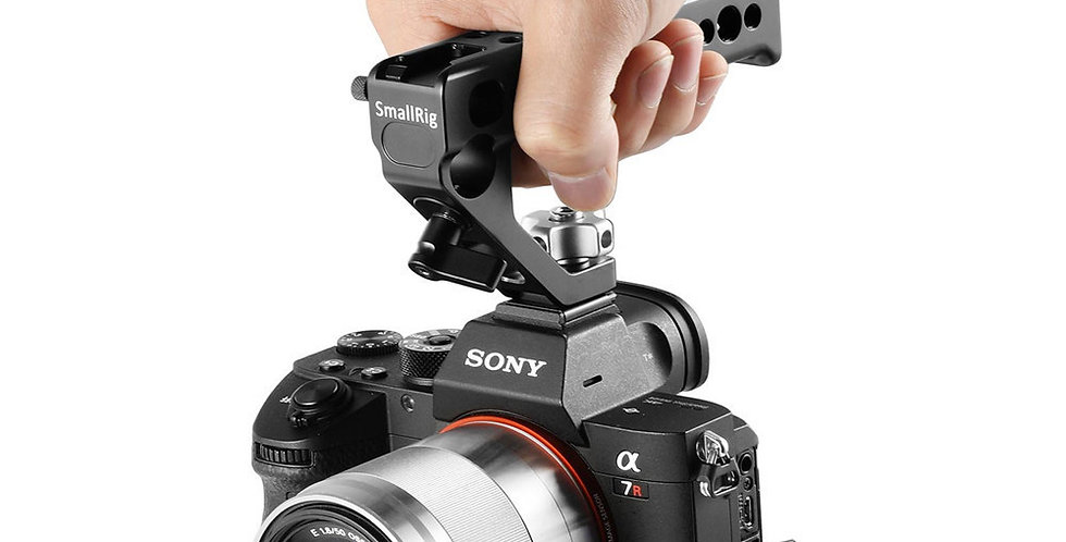 SmallRig 2094 Blitzschuhgriff für DSLR- Cages und Kameras bis 1,5 kg