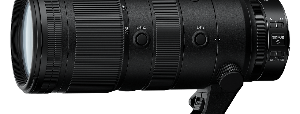 NIKKOR Z 70-200mm f/2.8 S Objektiv