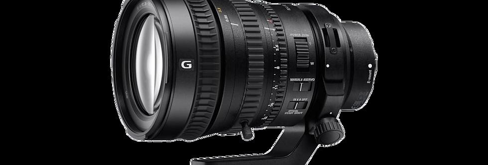 Sony FE 28-135mm F4.0 G PZ OSS Objektiv