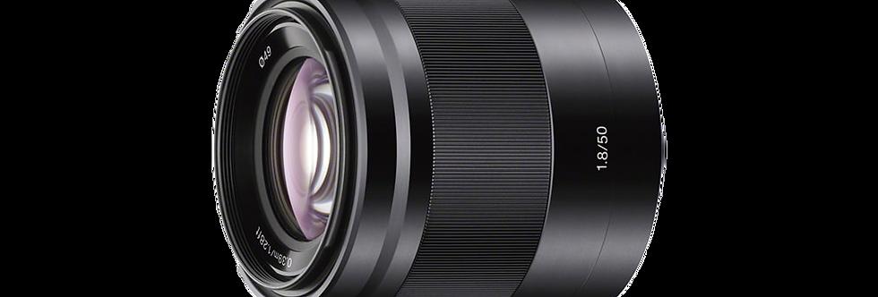 Sony E 50mm F1.8 OSS Objektiv