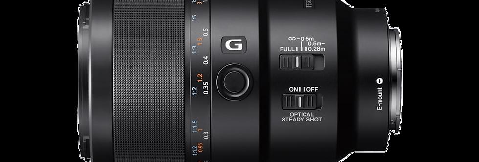 Sony FE 90mm F2.8 G OSS Makro Objektiv