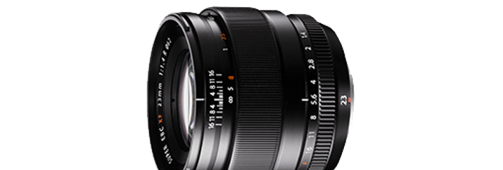 Fujifilm XF 23mm F1.4 R Objektiv