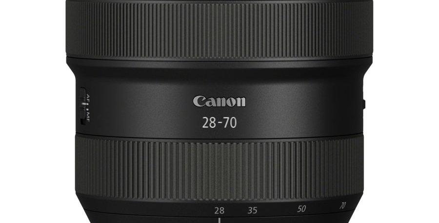 Canon RF 28-70mm 2.0 L USM