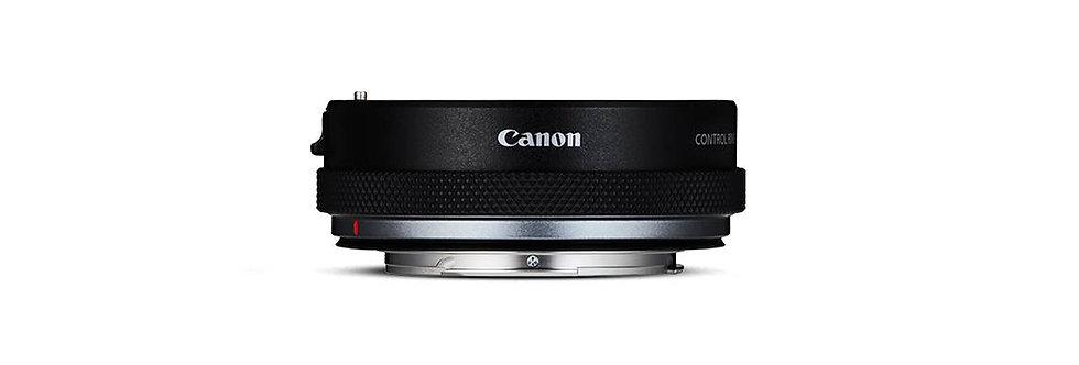 Canon Objektivadapter EF-EOS R mit Steuerungsring