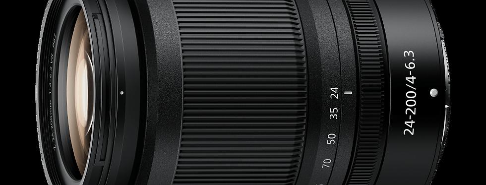 NIKKOR Z 24-200 mm f/4.0-6.3 VR Objektiv
