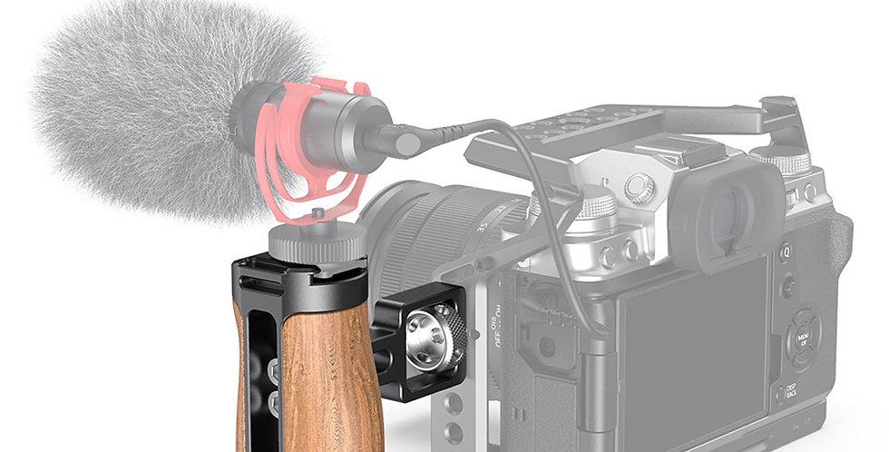 SmallRig 2914 Holz Mini Seitengriff ARRI-Style Montage