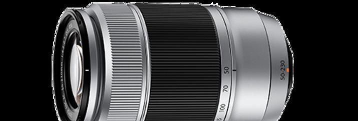 Fujifilm XC-50-230mm F4.5-6.7 OIS II Objektiv