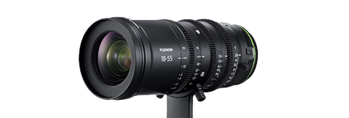 Fujifilm MKX 18-55mm T2.9 Objektiv