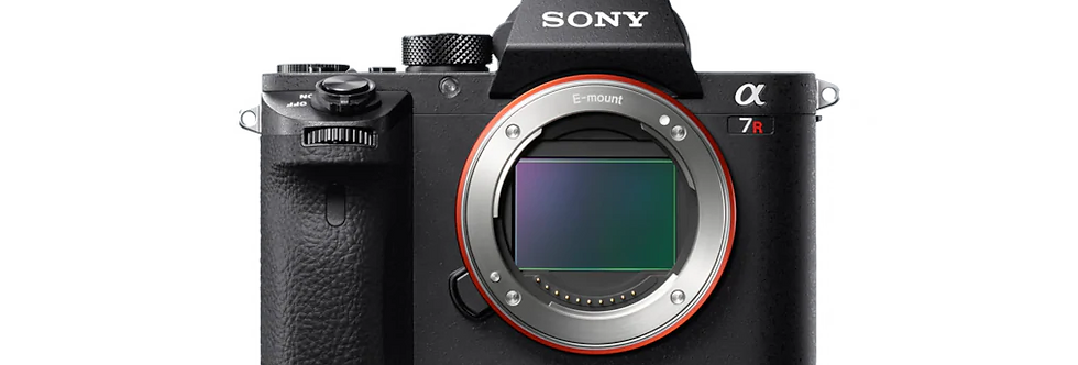 Sony Alpha 7R II Gehäuse
