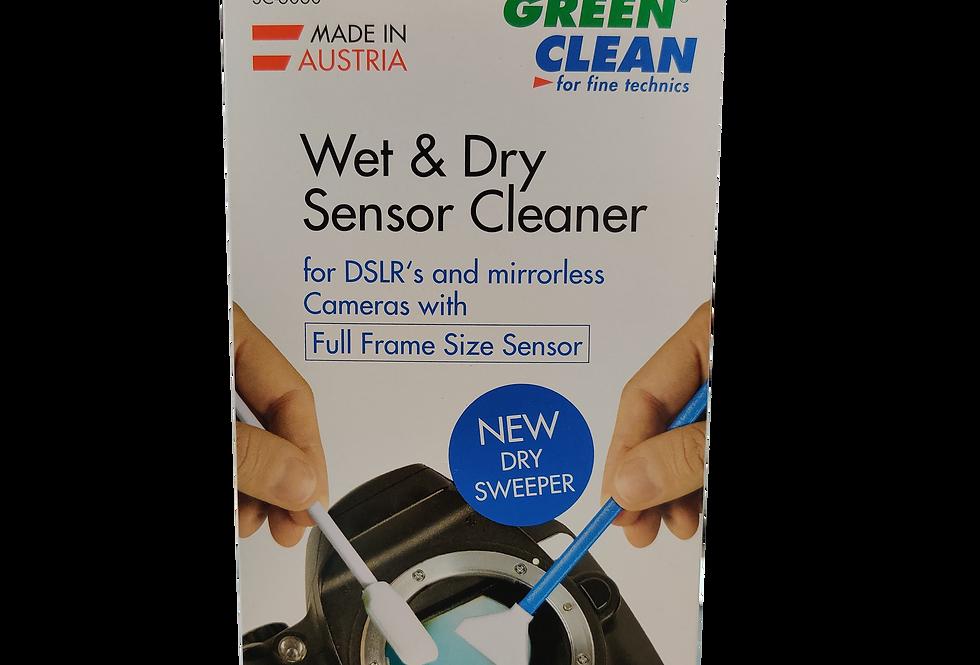 Green Clean Wet & Dry Sensor Cleaner - full frame size Reinigungssystem, 4 Stück