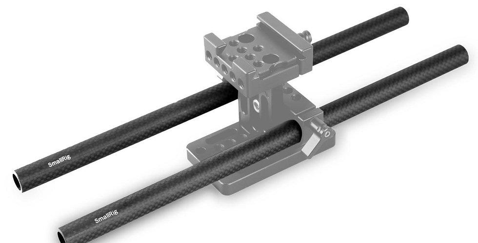 SmallRig 851 Carbon Fiber Rod 30 cm (2 Stck.) für alle 15 mm Systeme