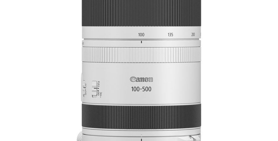 Canon RF 100-500mm 4.5-7.1 L IS USM