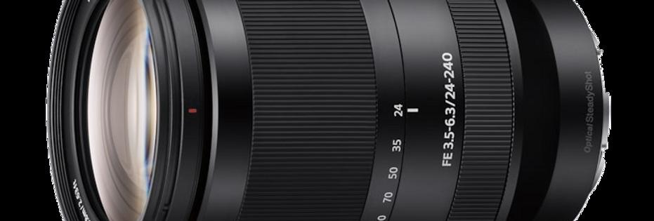 Sony FE 24-240mm F3.5-6.3 OSS Objektiv