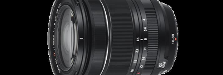 Fujifilm XF 16-80mmF4 R OIS WR Objektiv