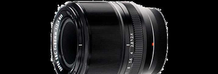 Fujifilm 60mm F2.4 R Macro Objektiv