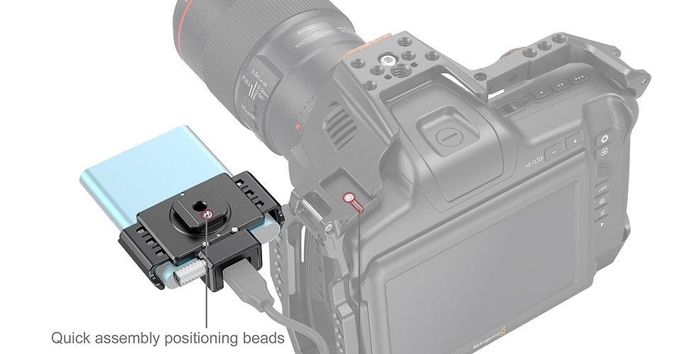 SmallRig 3272 SSD Halterung T5/T7 für BMPCC 6K PRO