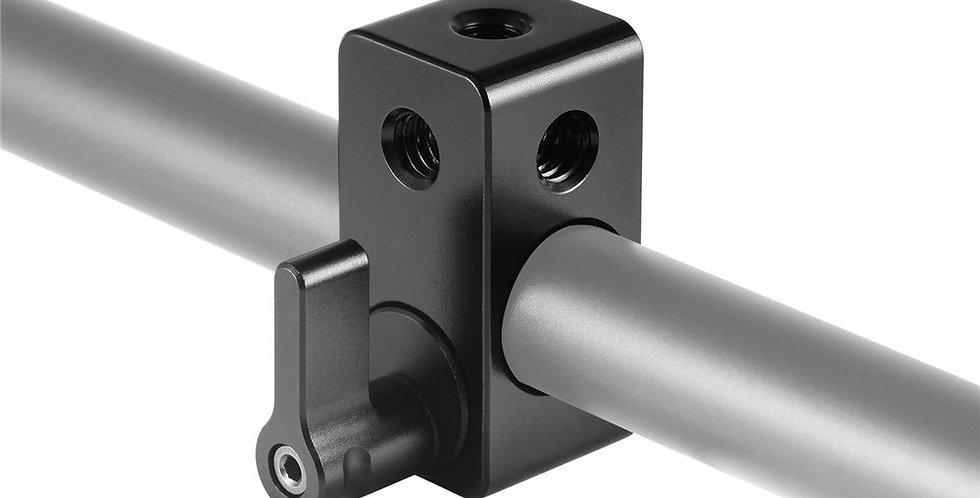 SmallRig 843 Single Rod-Klemme für 15 mm-DSLR-Rig