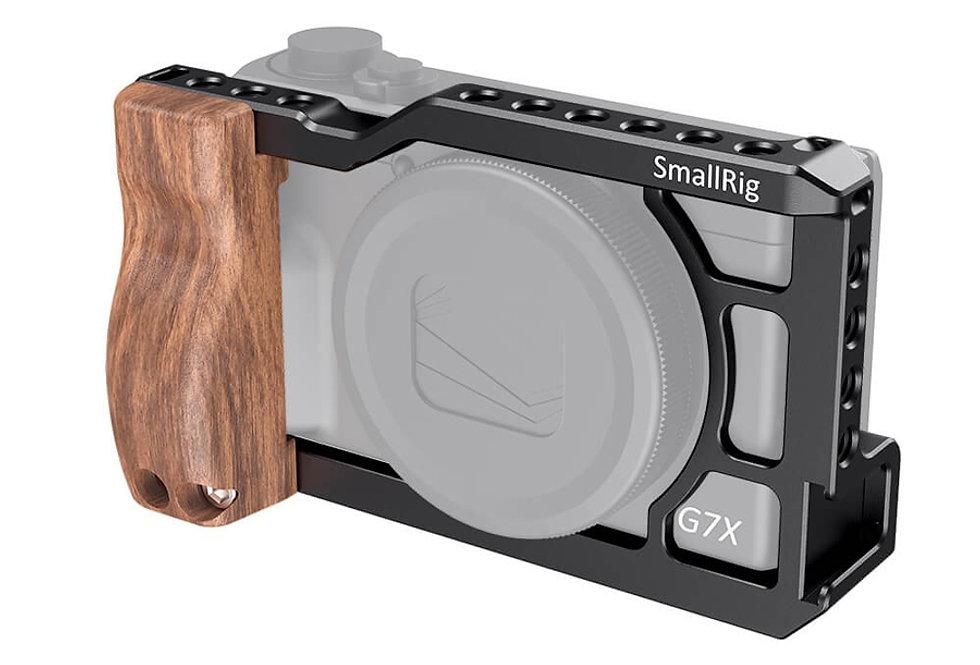 SmallRig 2422 Cage Canon G7X Mark III