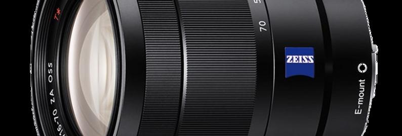 Sony E 16-70mm F4.0 ZA OSS Objektiv