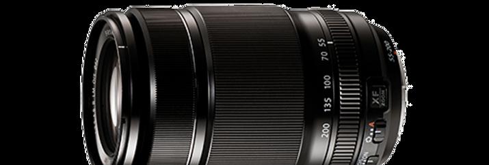 Fujifilm XF 55-200mm F3.5-4.8 RLM OIS Objektiv