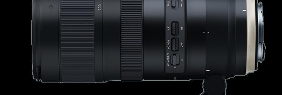 Tamron SP AF 70-200mm 2.8 Di VC USD G2 für Canon EF schwarz