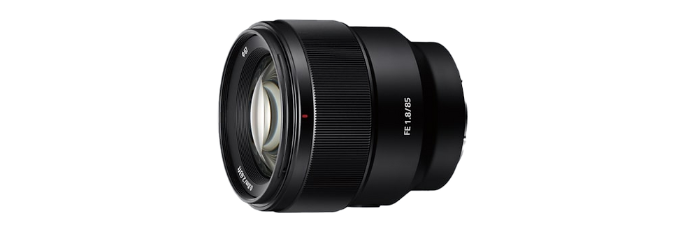 Sony FE 85mm F1.8 Objektiv