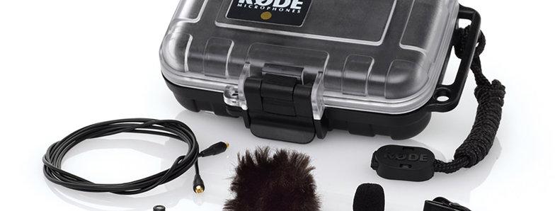Rode Lavalier Kondensatormikrofon mit Kugelcharakteristik