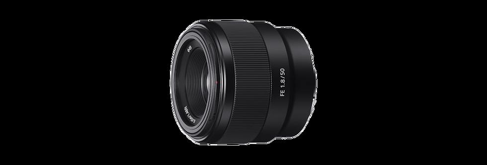 Sony FE 50mm F1.8 Objektiv