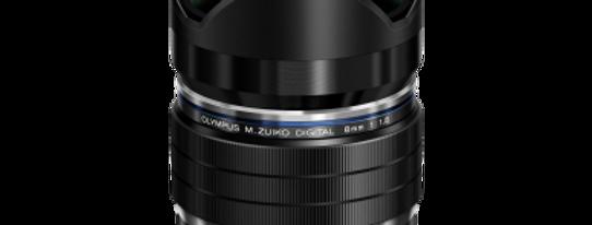 Olympus M.Zuiko Digital ED 8mm 1:1.8 Fisheye PRO Objektiv