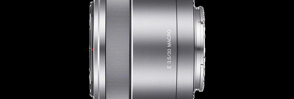Sony E 30mm F3.5 Makro Objektiv