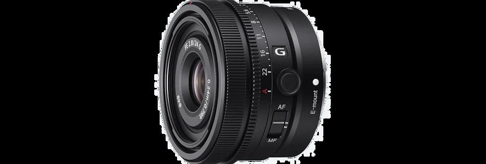 Sony FE 24mm 2.8 G