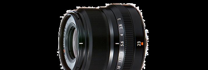 Fujifilm XF 23mm F2.0 R WR Objektiv
