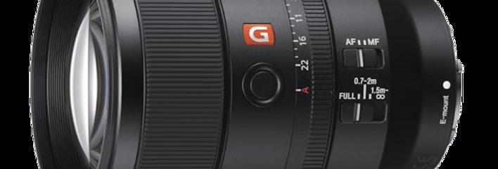 Sony FE 135mm F1.8 GM Objektiv