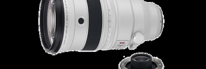 Fujifilm XF-200mm F2 R LM OIS WR / TC XF 1.4 Kit