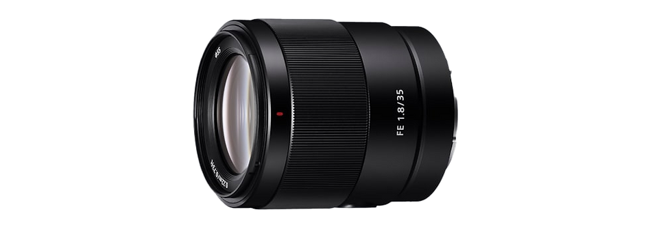 Sony E 35mm F1.8 OSS Objektiv