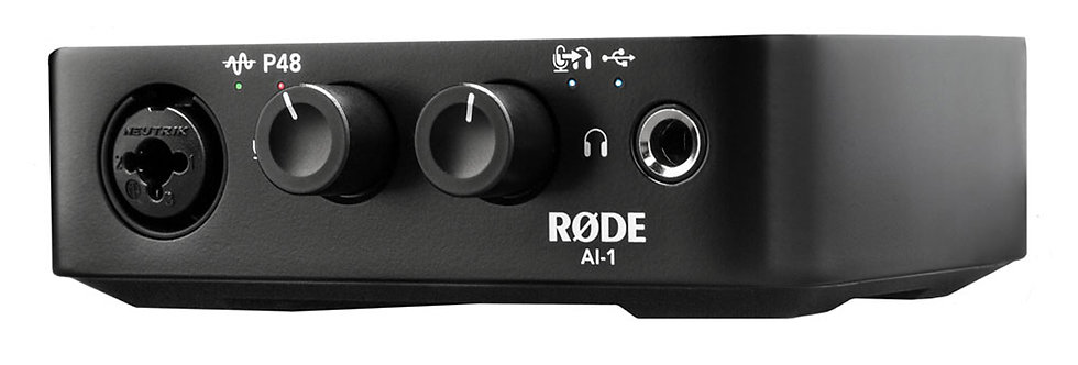 Rode AI-1 USB 2.0 Audio Interface