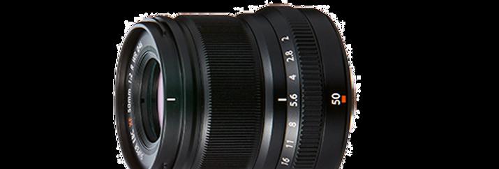 Fujifilm XF 50mm F2 R WR Objektiv