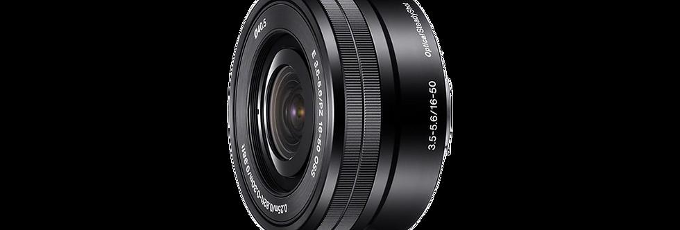 Sony E 16-50mm F3.5-5.6 OSS PZ Objektiv