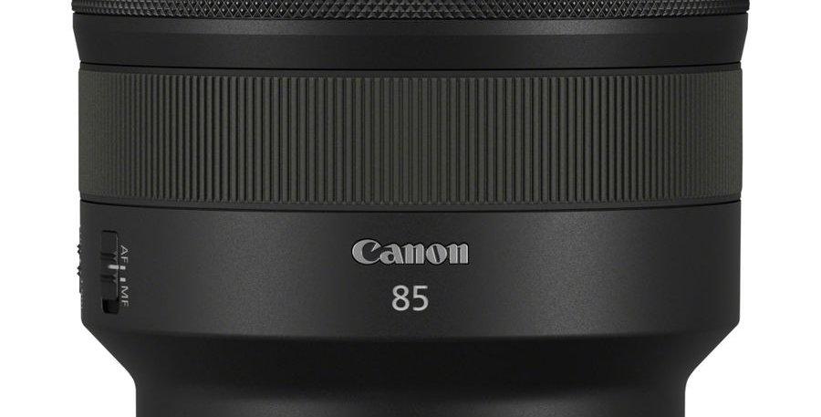 Canon RF 85mm 1.2 L USM