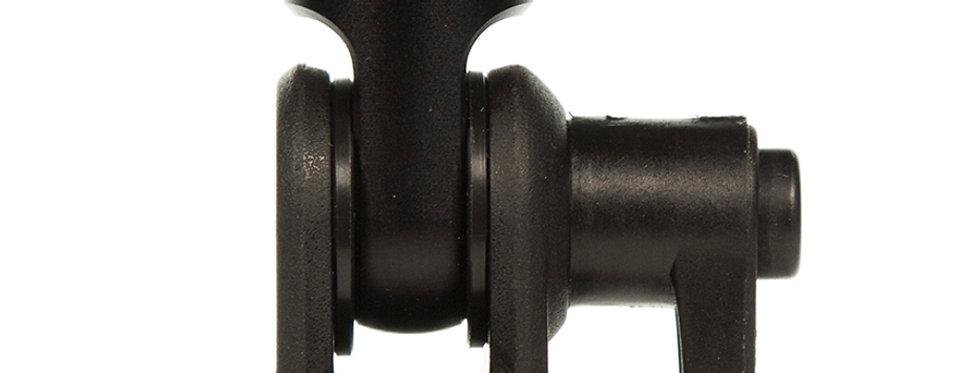 """Rode Pivot Adapter 3/8""""-Schwenkgelenk inkl. Reduzierstück von 5/8"""" auf 3/8"""""""