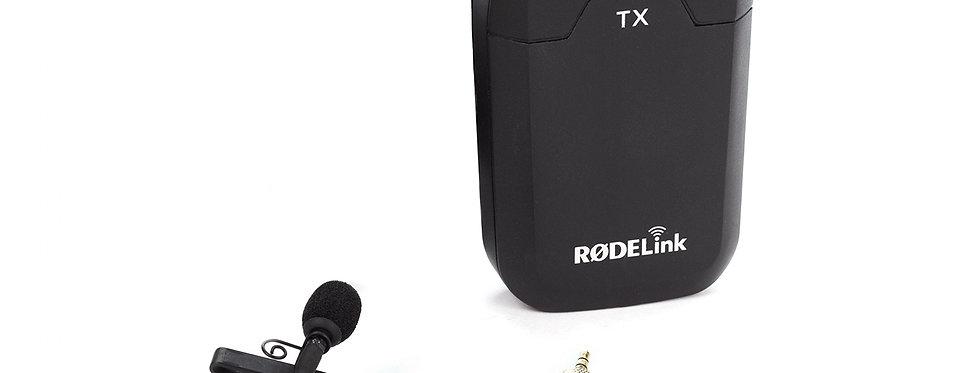 Rode RODELink TX-Belt, Gürtelsender für das RODELink Funksystem
