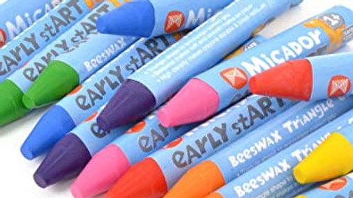 Softies Tri-Grip Crayons