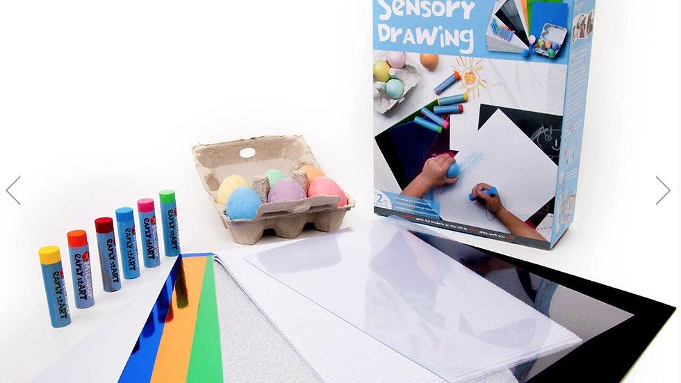 sensory drawing pack