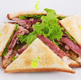 Salt Beef Sandwiches
