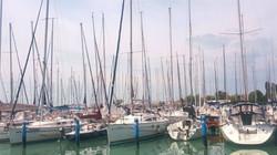 Kenesei kikötő