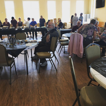 Community Thanksgiving Lunch