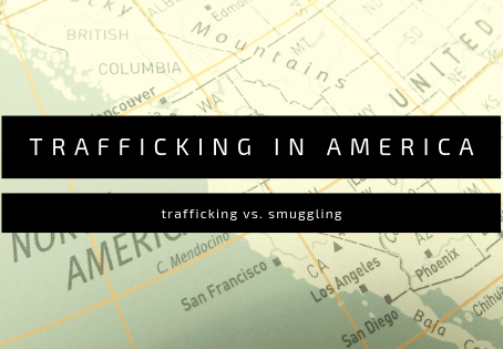 Defining Trafficking in America