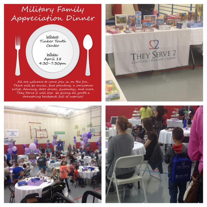 Month of the Military Child: Tinker AFB