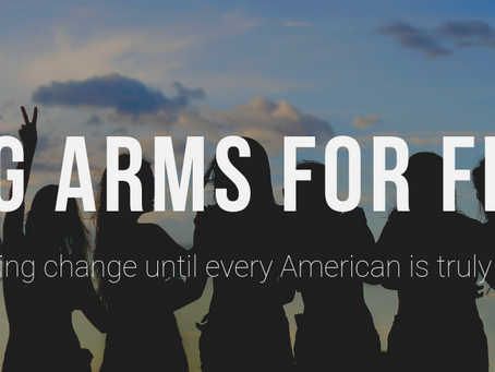 Locking Arms for Freedom